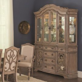 Ilana formal China Cabinet