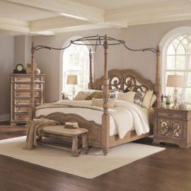 Ilana canopy Bed