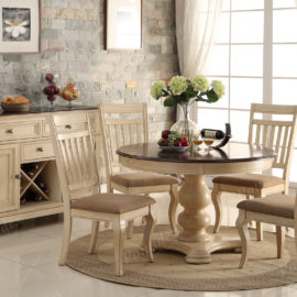 Light Natural Dining set