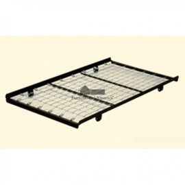 trundle bed frame black