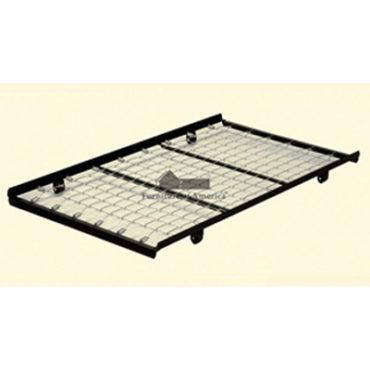 trundle bed frame black