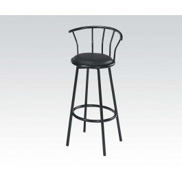Inexpensive swivel bar stool