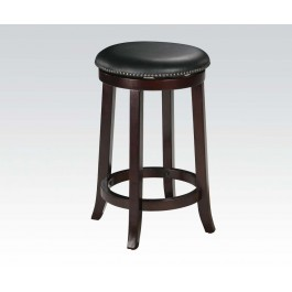 Swivel high counter stool
