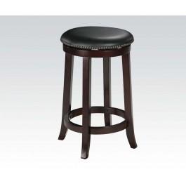 Swivel high counter stool