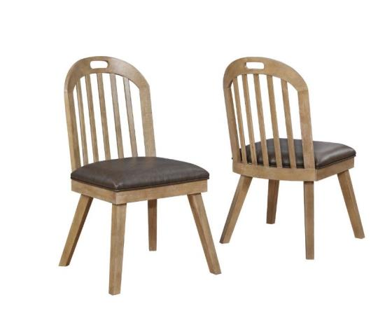 107760 Bishop dining chairs