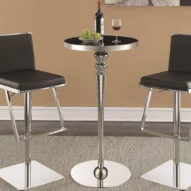 Dixon Dining Bar Height Table and stools