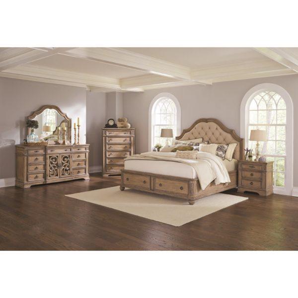 Ilana storage Bed