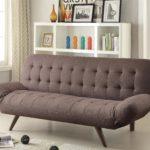 Futon click clack sofa sleeper