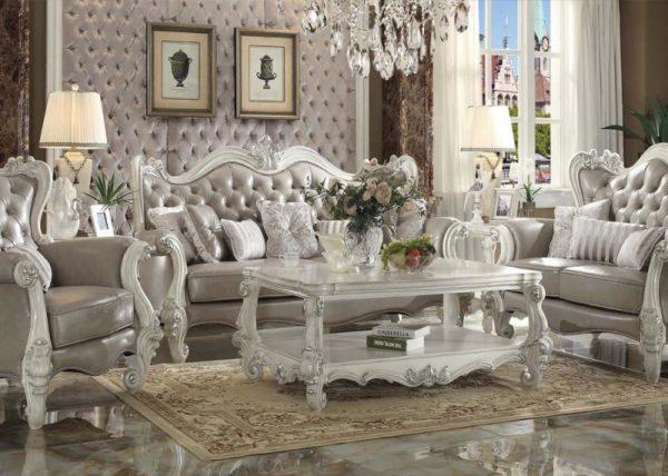 Versailles Vintage Gray set