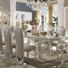 Versailles formal dining set