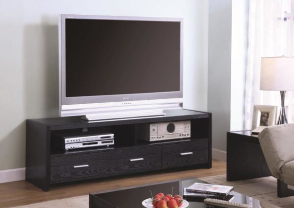 Black Oak TV Console 48 60 71