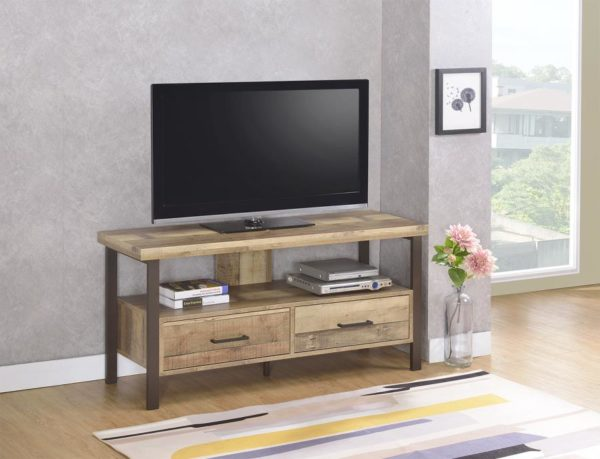 reputable site df5b4 8c2d6 Rustic TV Console in 3 sizes - Paradise Furniture Store