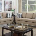 Sloped Arm Sofa Set