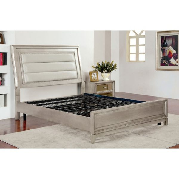 Adjustable bed base king or queen