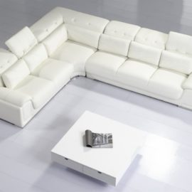 T93c Divani Casa Sofa Sectional