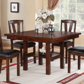 Walnut Dining Table set
