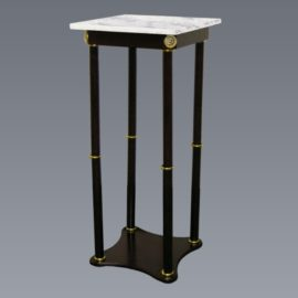 CORNER STOOL TABLE