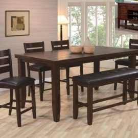 classic counter height Dining set