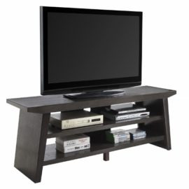 "65"" Grey TV stand"