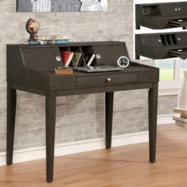 GREY WRITING DESK