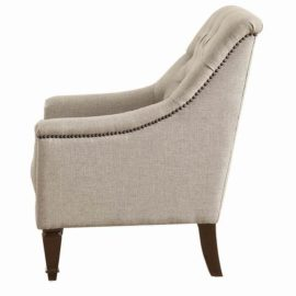 Tufted Grey Sofa, Love, Chair