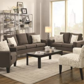 Backman Grey sofa set