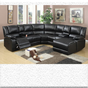 Sectional Recliner Chaise