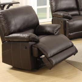 Recliner Leatherette Chair