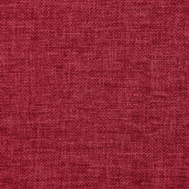 Tufted sectional fabric red or grey
