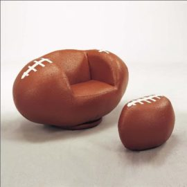 Foot Ball Chair Ottoman