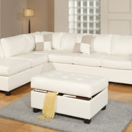 white 3pc-sectional-storage-ottoman