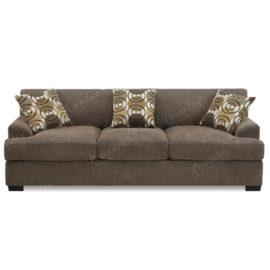 Brown Sofa loveseat