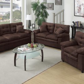 3pc recliner sofa set