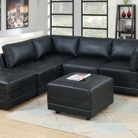 6PC sectional modular