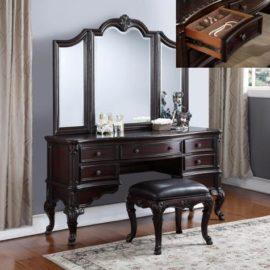 Classic Vanity for Master Bedroom