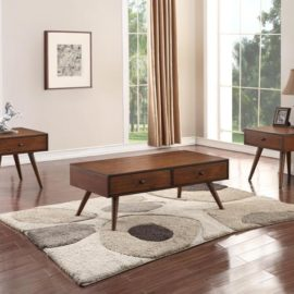 designer coffee table set