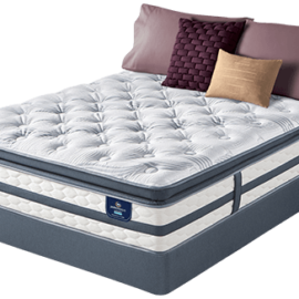 Serta Glamour Pillow Top Mattress