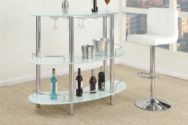 Modern bar set