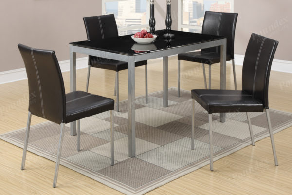5pc dining set counter height