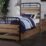 Adam twin bed set