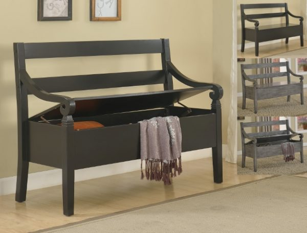 storage loveseat