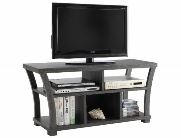 Draper Grey 48 Tv Stand Paradise Furniture Store