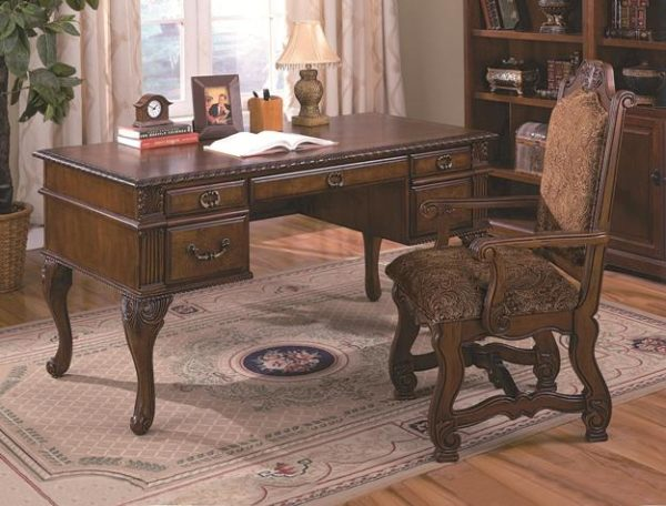 classic desk and chair