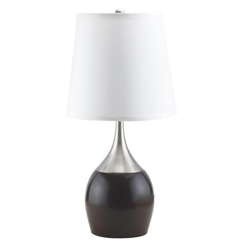 table lamp espresso