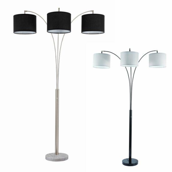 3 wings floor lamp