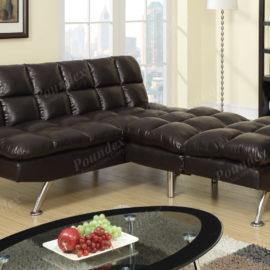 sofa click-clack sleeper
