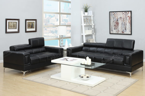 modern sofa love set