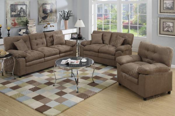 3pc recliner sofa set