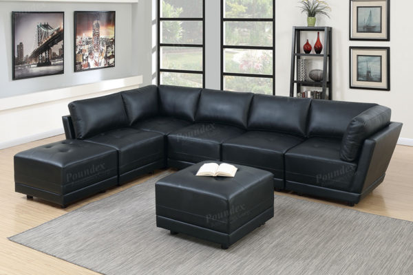 7PC sectional modular