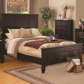 Sandy Beach Trundle bed modern simple design